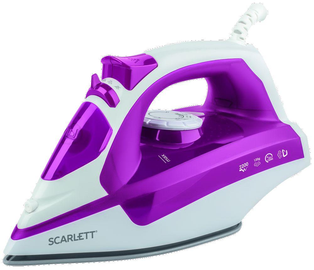 უთო Scarlett Sc Si30k21 ორთქლის უთო 2001 2200 W