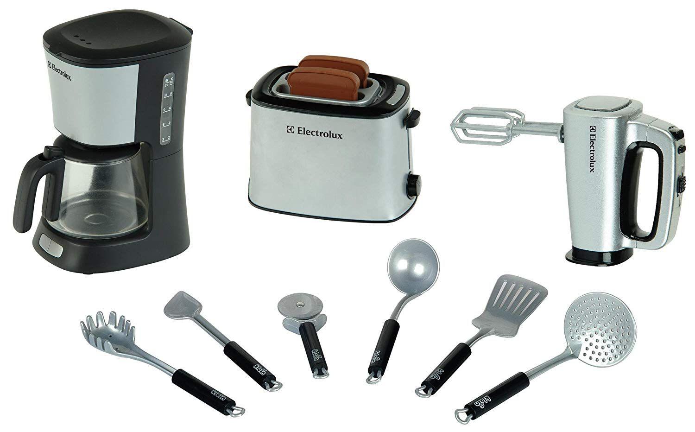 სათამაშოები სამზარეულო ნაკრები Electrolux ETY 06
